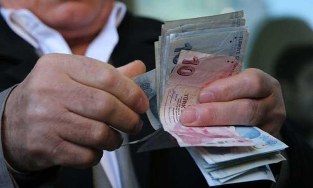 Emekli aylığı ödemeleri öne çekildi