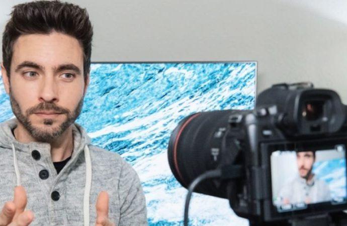 EOS Webcam Utility kameraları Webcam'e dönüştürüyor