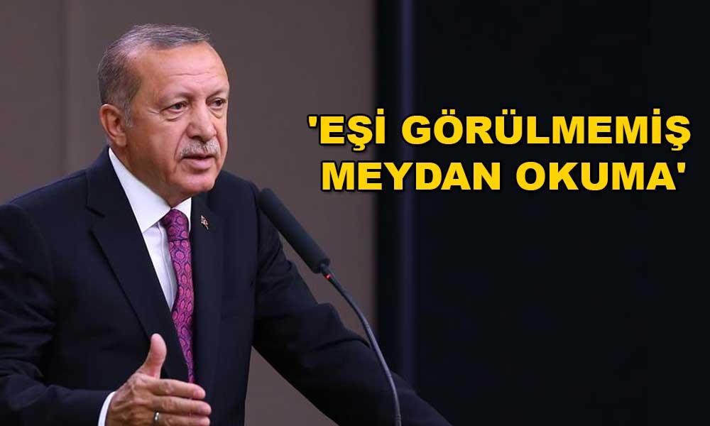 Yunan basınından Erdoğan'ın Fetih suresi çıkışına yanıt