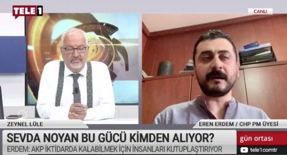 'AK Troller CHP darbeyi istiyor algısı yapıyor'