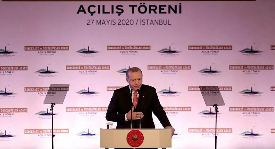 Erdoğan: Suriye'de ve Libya'da ne işimiz olduğunu kısa sürede anlayacaksınız