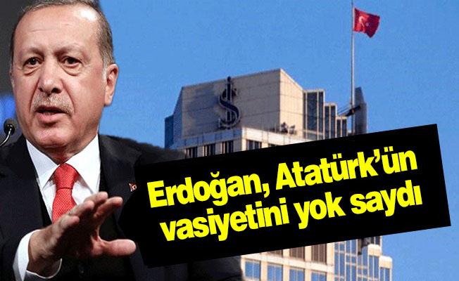 """""""Paraları bitince gözlerini İş Bankası'na diktiler"""""""