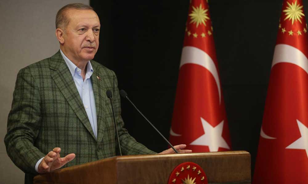Erdoğan'dan erken seçim sinyali! 'Yarından tezi yok seferberlik başlatıyoruz'
