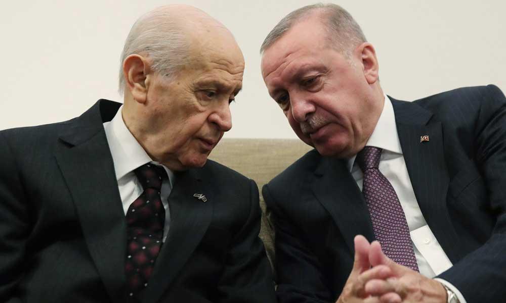 Erdoğan'dan Bahçeli'ye 700 milyon TL'lik jest!