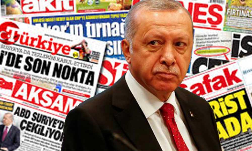 AKP'de moraller bozuk… 'Yandaş medya gücünü kaybetti'