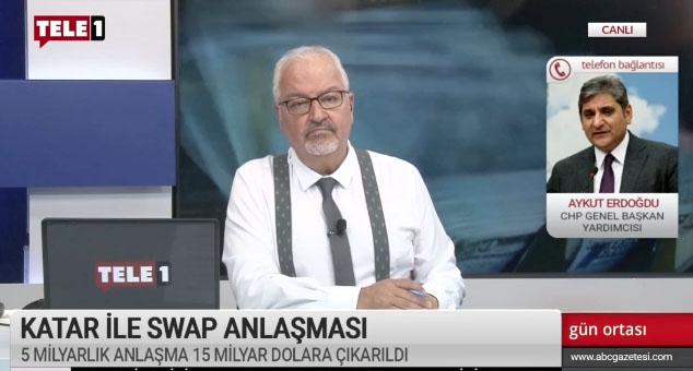 Erdoğdu'dan 'Erdoğan, Albayrak ve diğer bakanlar görevi bıraksın' çağrısı
