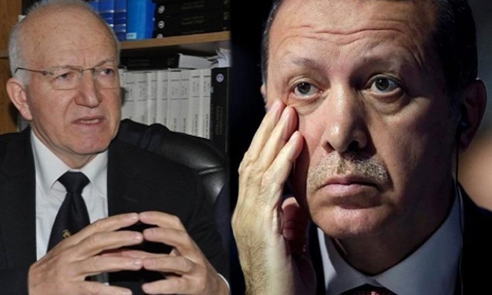 CHP'li İbrahim Kaboğlu'ndan erken seçim açıklaması: Erdoğan aday olmaz!