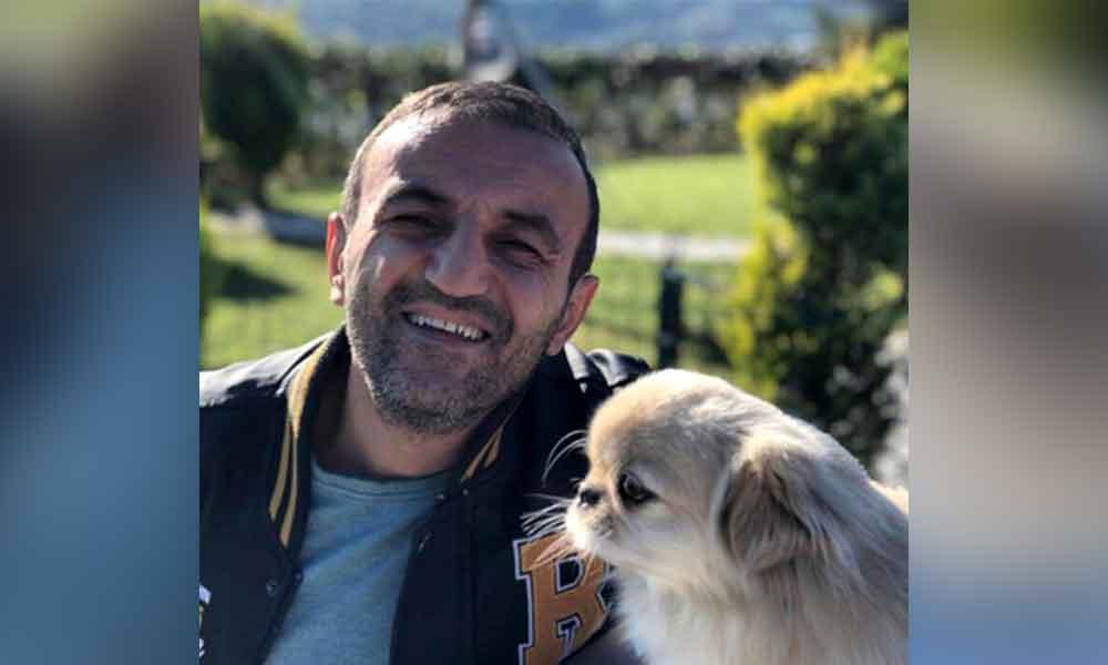 Köpeğinin hayatını kaybettiğini bilmeyen Ersin Korkut'tan duygulandıran yanıt