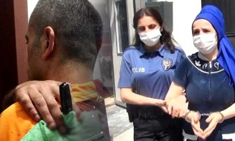 Kocasını sırtından bıçaklayan kadın: Kendisi beni zorladı