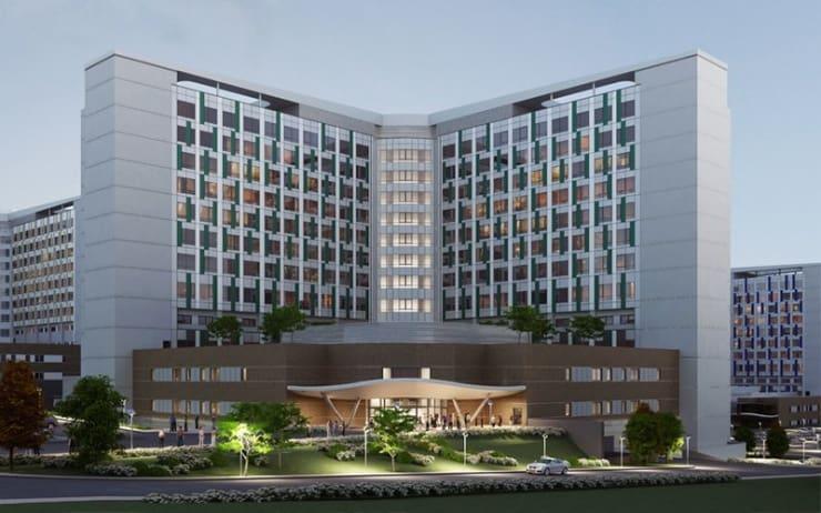 Şehir hastanesinin bahçesine bile ayda 132 bin lira ödenecek!