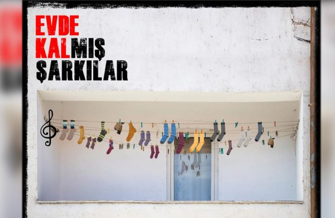 Adana'dan Venezuela'ya 'Evde Kalmış Şarkılar'