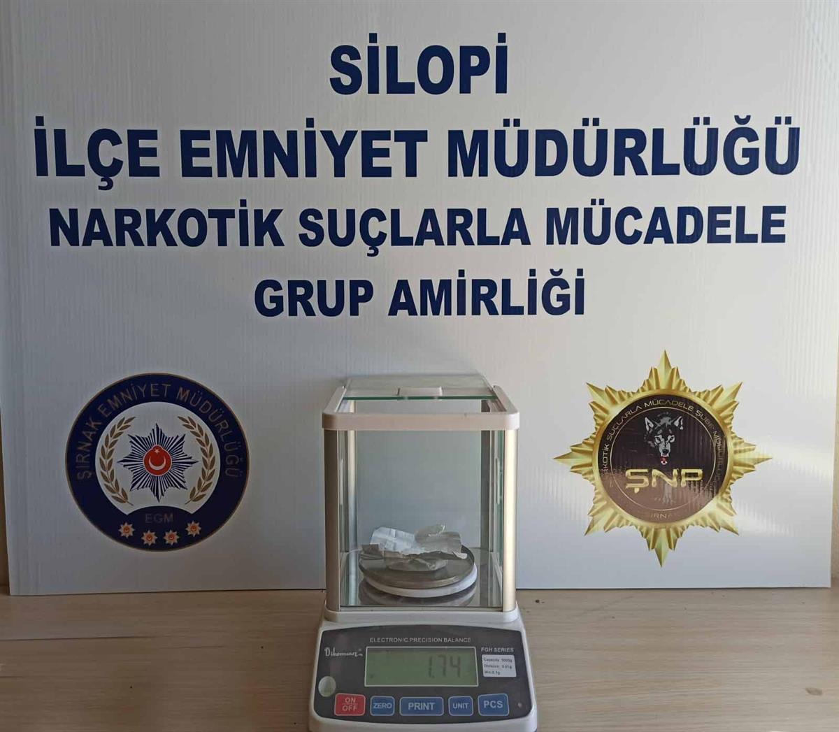 Şırnak'ta kaçakçılık operasyonu: 24 gözaltı