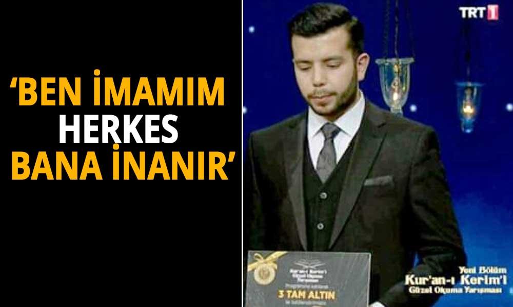 TRT'deki Kuran yarışmasının birincisi Fatih Akçay'ın eşi yaşadığı şiddeti anlattı: Ağzımı bezle kapatıp bayılana kadar…