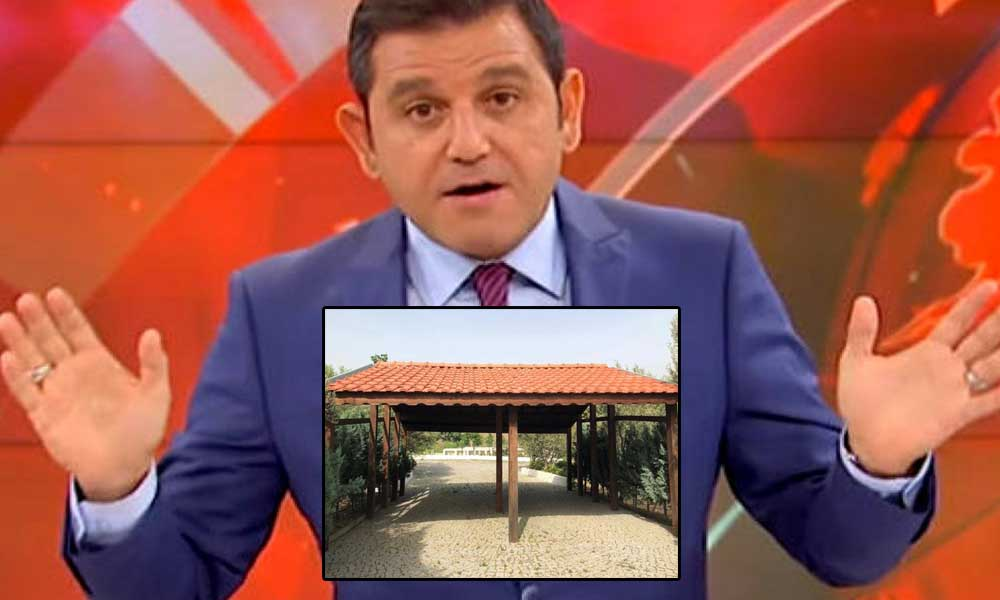 Evini drone ile incelemişlerdi… Fatih Portakal: Yıkılması düşünülen yer burası