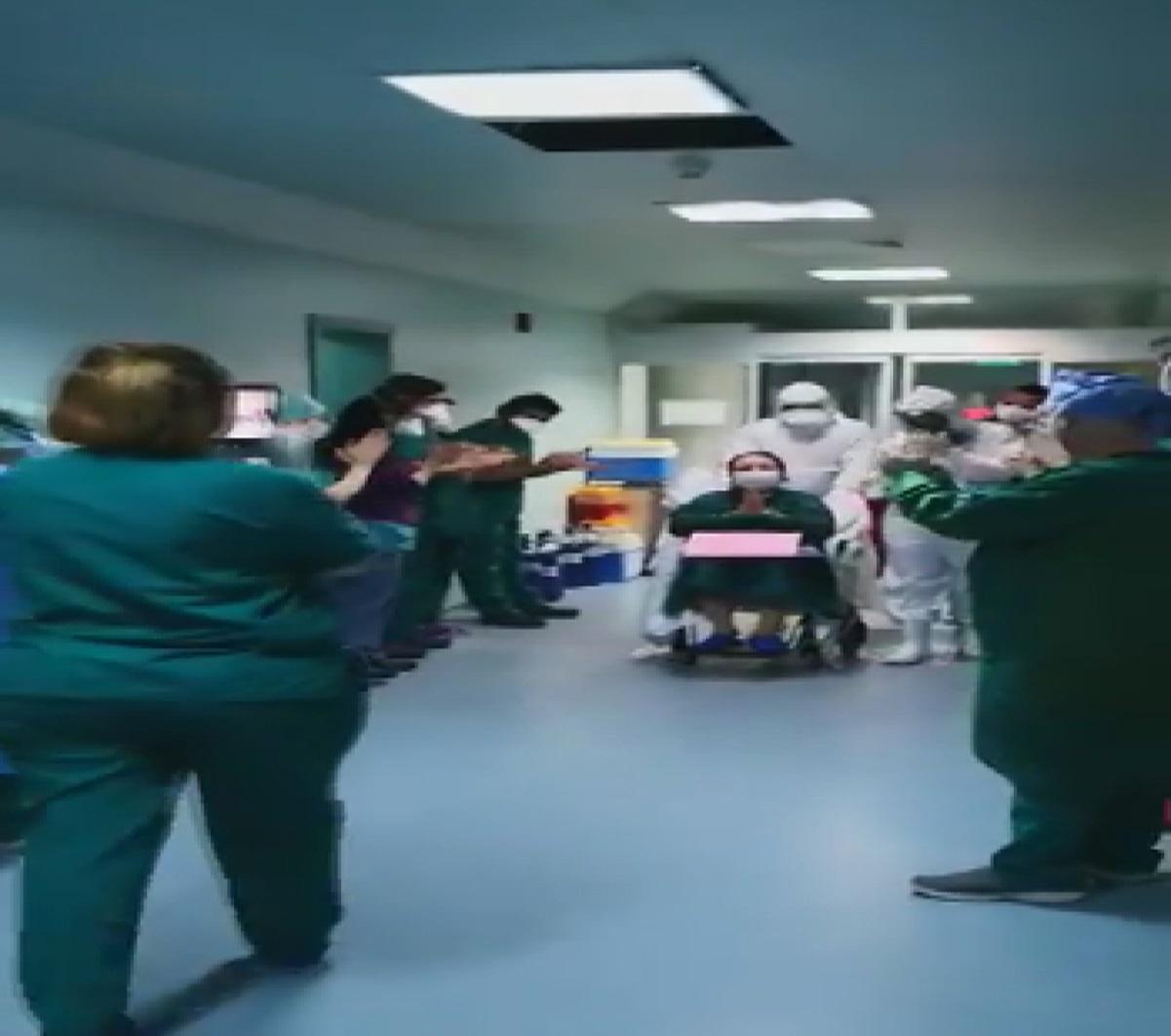 Aytaç Yalman'a müdahale eden doktor 2 ay sonra yoğun bakımdan çıktı