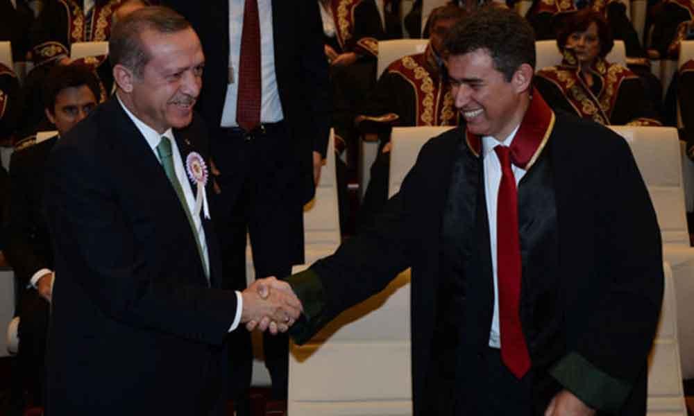 'Erdoğan'ın planının arkasında Metin Feyzioğlu var'