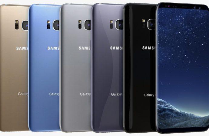 Galaxy S8 ailesi artık daha az güncelleme alacak