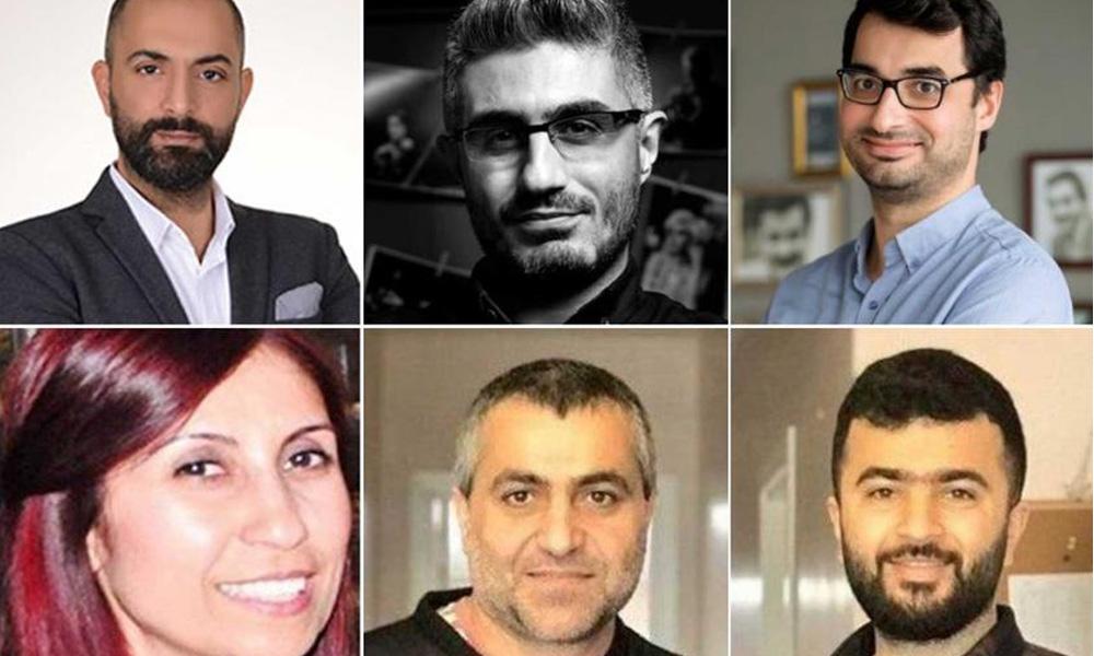 Tutuklu gazetecilerin duruşması avukatlarından habersiz görüldü