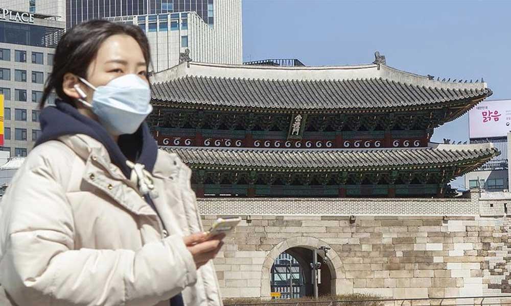 Güney Kore'de barlar yeniden kapatıldı: Bir kişi 27 kişiye virüs bulaştırdı