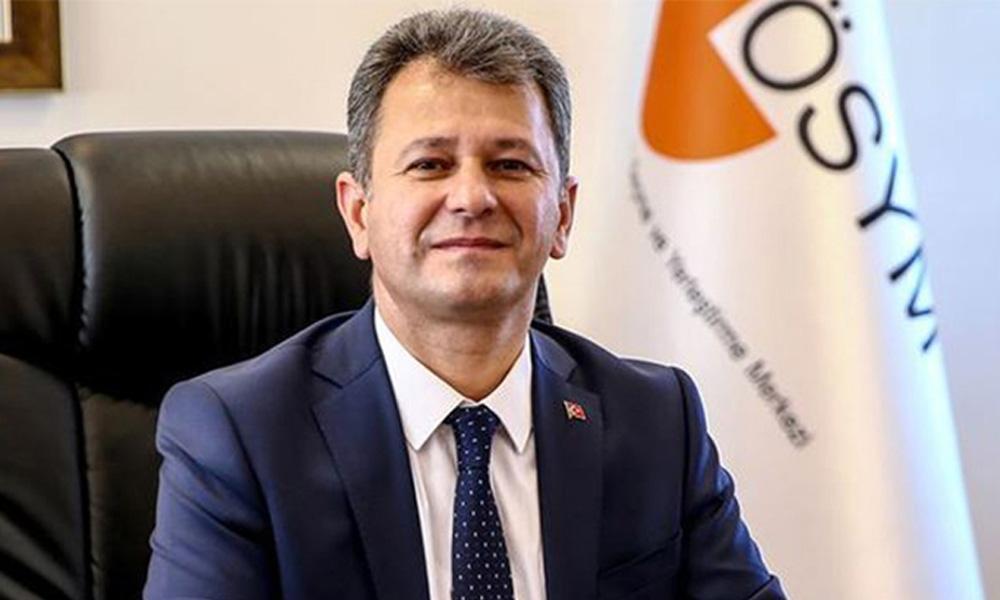 ÖSYM Başkanı Halis Aygün'den YKS açıklaması!