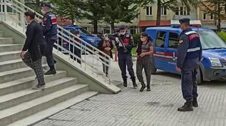 'Gezinti hırsız' aile yakalandı