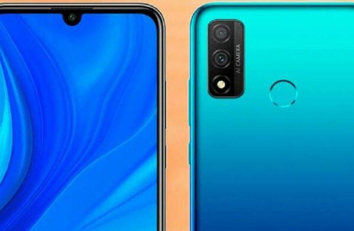 Huawei P Smart 2020 zarar görmedi