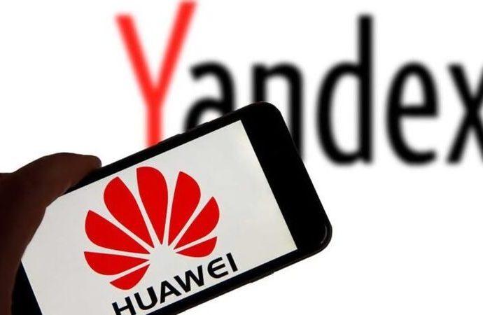 Huawei ve Yandex Google'a karşı anlaştı