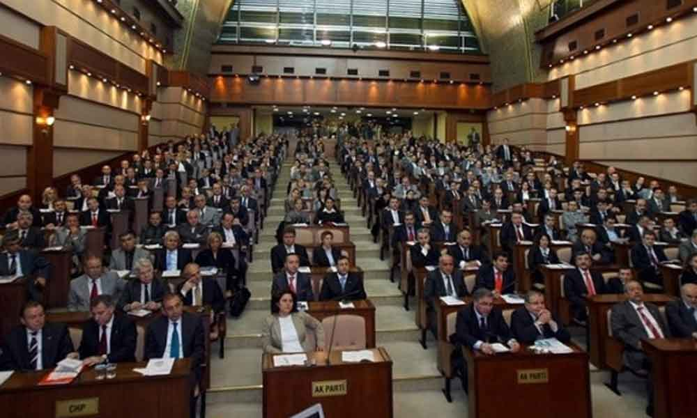 İBB Meclisi'nden olağanüstü toplantı
