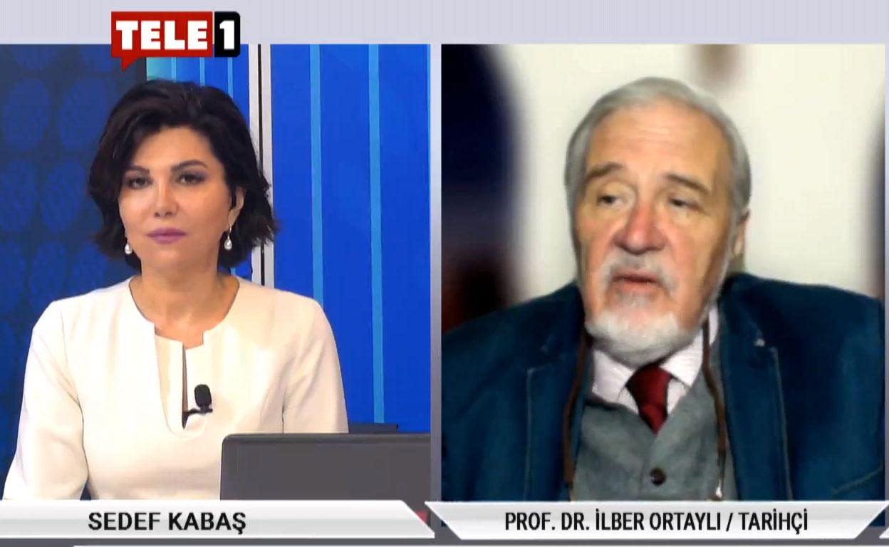 """Prof. Dr. İlber Ortaylı: """"İstanbul'da 18 milyon insan yaşıyor, Türkiye'nin en büyük sorunu budur"""""""