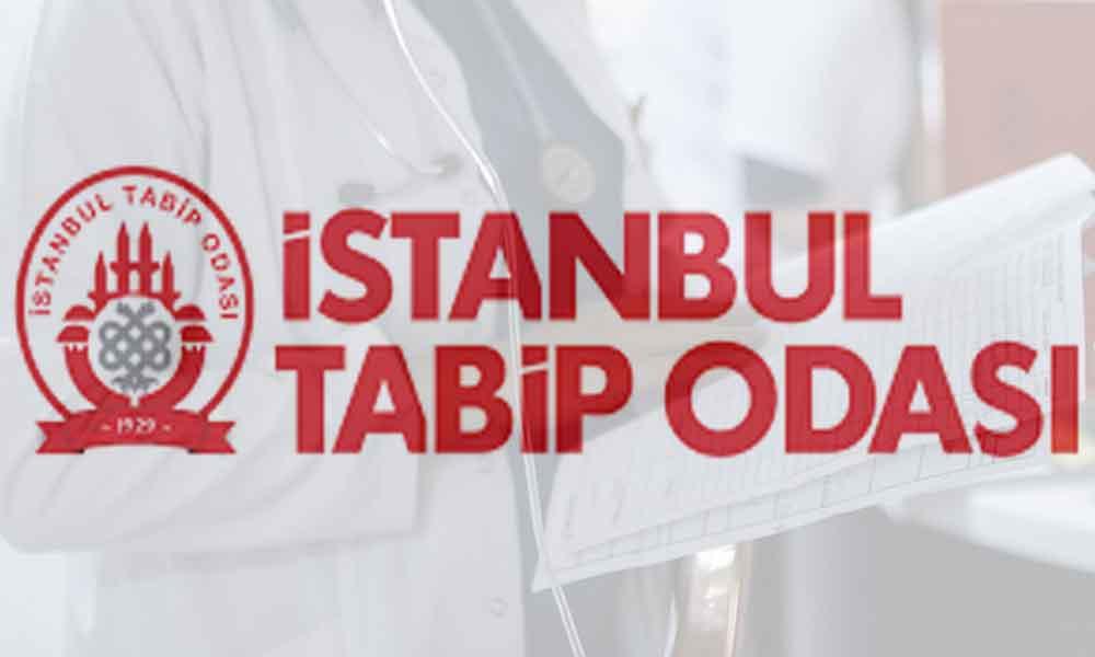 Erdoğan'ın hedef aldığı İstanbul Tabip Odası'ndan tepki