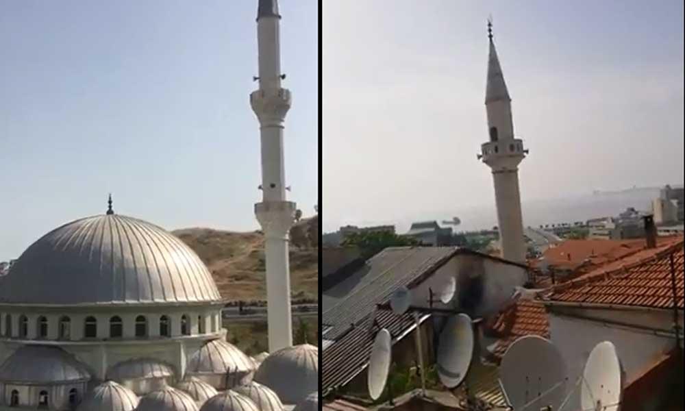 İzmir'deki camilerden Çav Bella çalınmasını övenlere de soruşturma başlatıldı