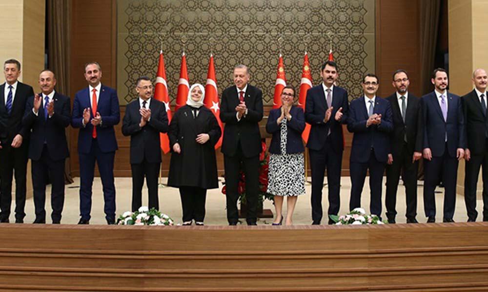 Kabine değişikliğinin tarihi AKP kulislerinden sızdı…