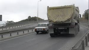 Arnavutköy'de kamyonlarının karga sekmez çilesi
