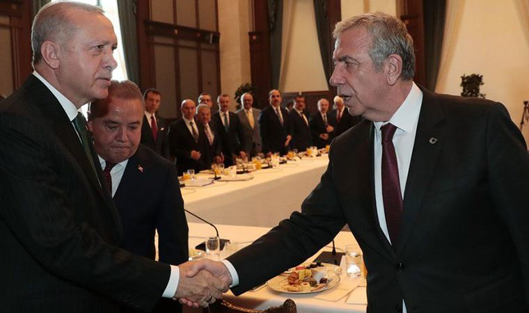 Son anket açıklandı! Mansur Yavaş Erdoğan'ı geçti