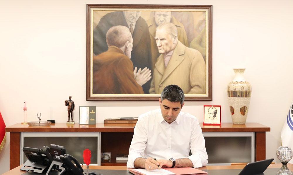 Kartal Belediye Başkanı Gökhan Yüksel'den 1 Mayıs mesajı