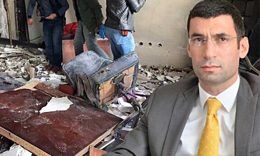 Flaş iddia… 'Mardin'deki patlamada bombayı emniyet amiri koydu'