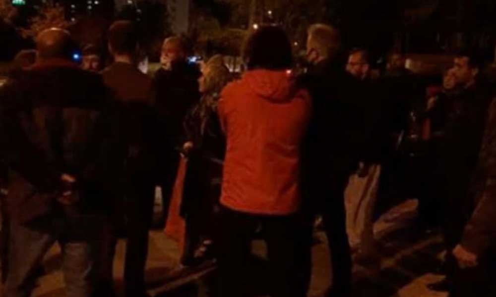 İbrahim Gökçek'in mezarına saldırı! 'Polis gidince çıkartıp yakacağız'