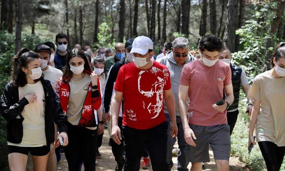 İmamoğlu sözünü tuttu: Atatürk Kent Ormanı 19 Mayıs'ta açıldı