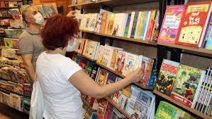 Salgın kitap okumayı artırdı, en çok satılanlar hastalığı konu alan kitaplar oldu