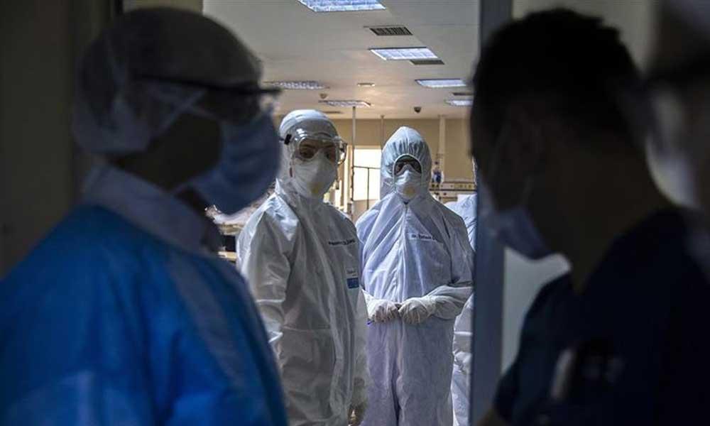 Koronavirüs ile baş başa bırakıldılar! Sağlıkçıya koruyucu ekipman dağıtımı durduruldu