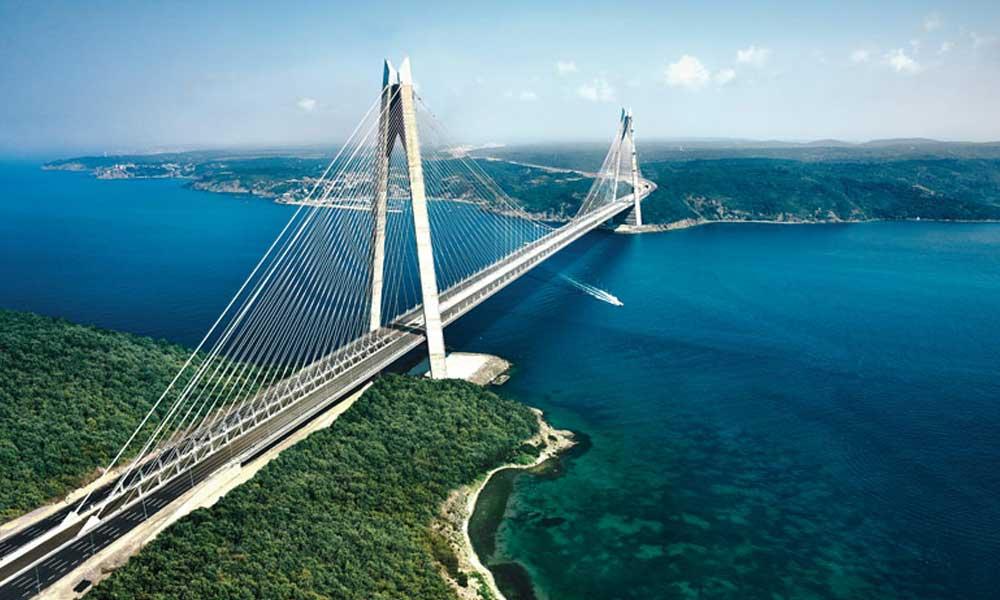Evde kalırken köprü ve otoyollara milyonlar ödüyoruz