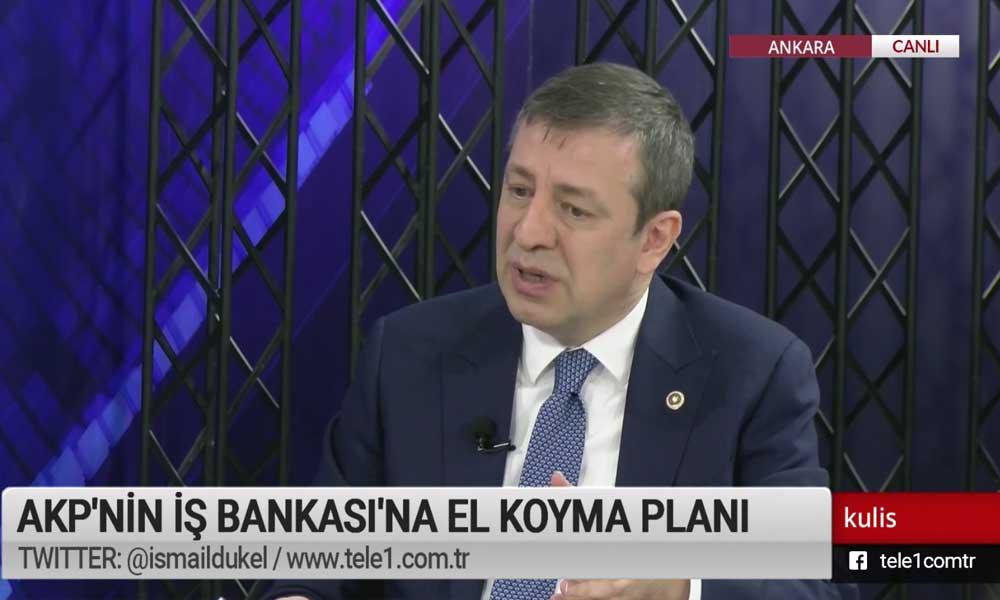 Kulis: İş Bankası hisseleri AKP'yi krizden kurtarır mı?