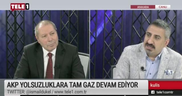Ali Haydar Fırat: Yağma ve talan üzerine kurulmuş bir parti Türkiye'nin önünü kapattı