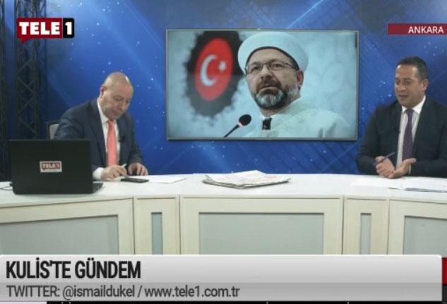 Ali Başarır: Dinle problemi olan parti AKP'dir