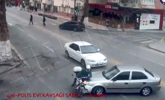 Trafik kazaları mobeseye yansıdı