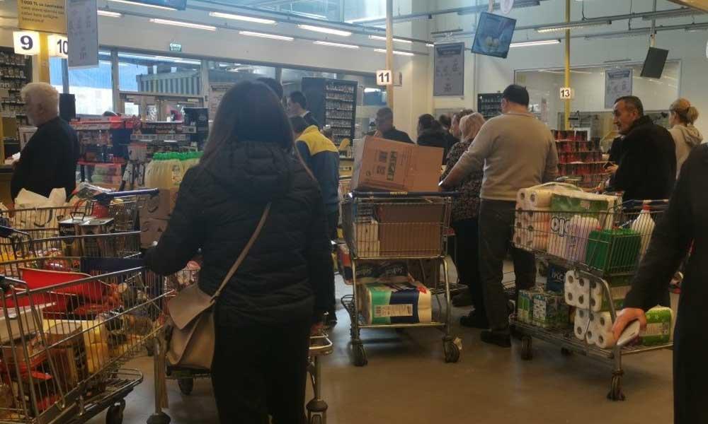 Marketlerde nelere dikkat etmek gerekiyor? Bilim Kurulu üyesinden önemli açıklamalar