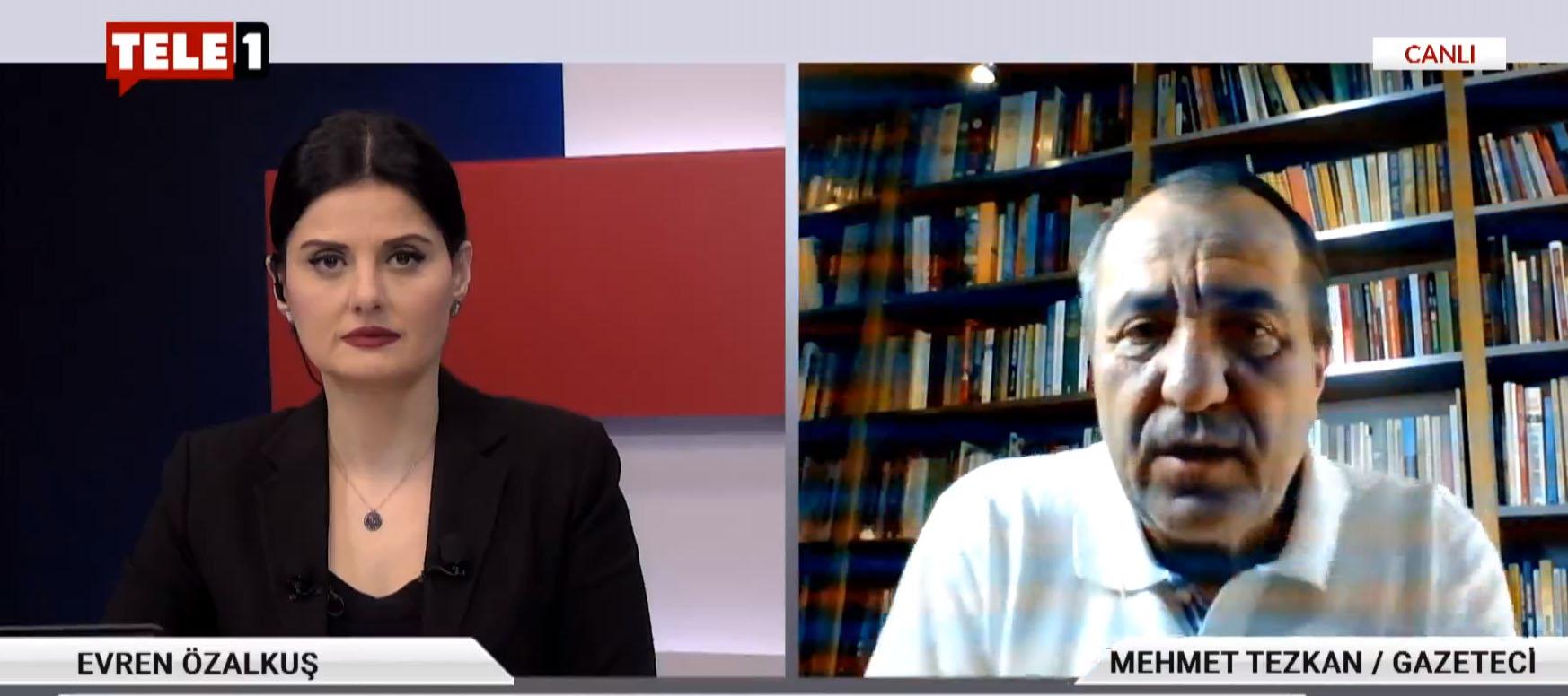 Tezkan: Davutoğlu ve Babacan karşı bloğa katılmak istiyor