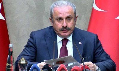 TBMM Başkanı Şentop, Özdağ, Uğuroğlu ve Hatipoğlu'na yapılan saldırıları kınadı