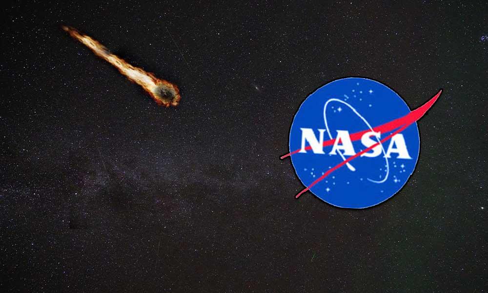 Meteorlar sonrası NASA Türkiye ile temasa geçiyor…
