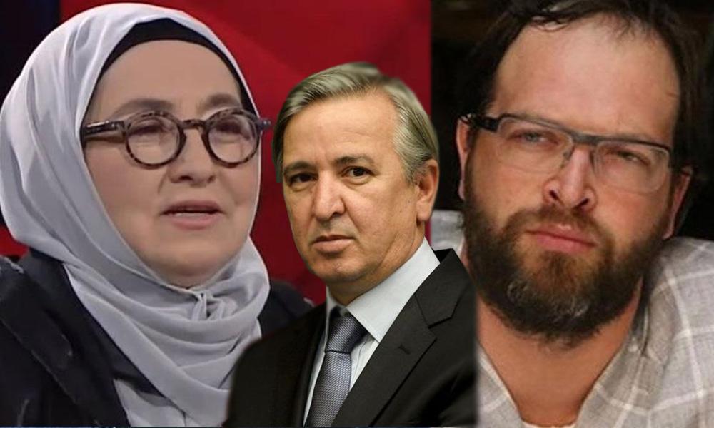 Eski AKP milletvekilinden Sevda Noyan ve Fatih Tezcan'a sert sözler: Bunlar ilaç değil, zehir!